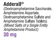 Buy Adderall (Amphetamine, Dextroamphetamine) online