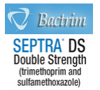 Bactrim, Septra (Sulfamethoxazole/Trimethoprim)
